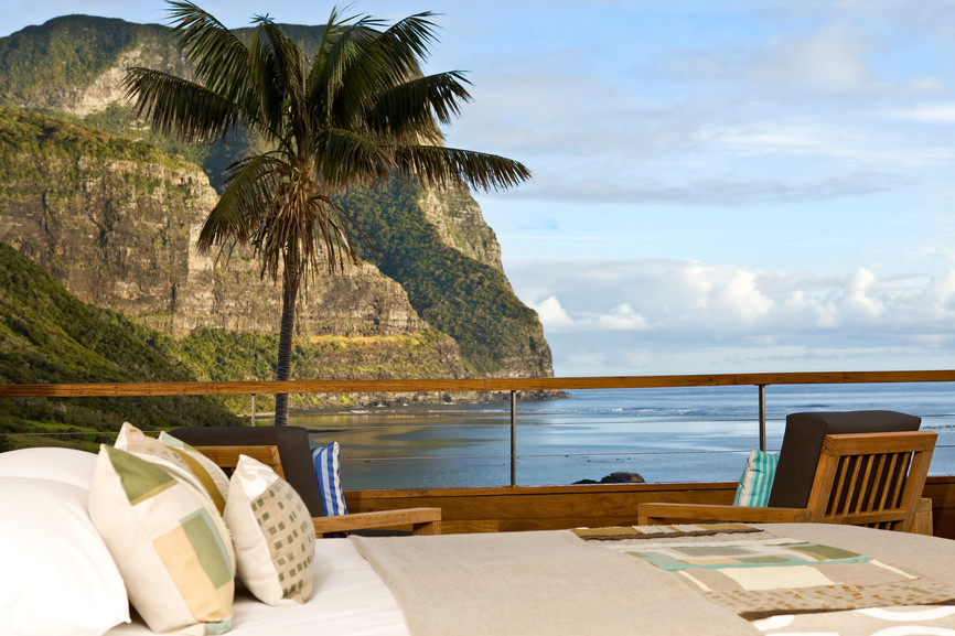 Capella Lodge, Lord Howe Island, NSW