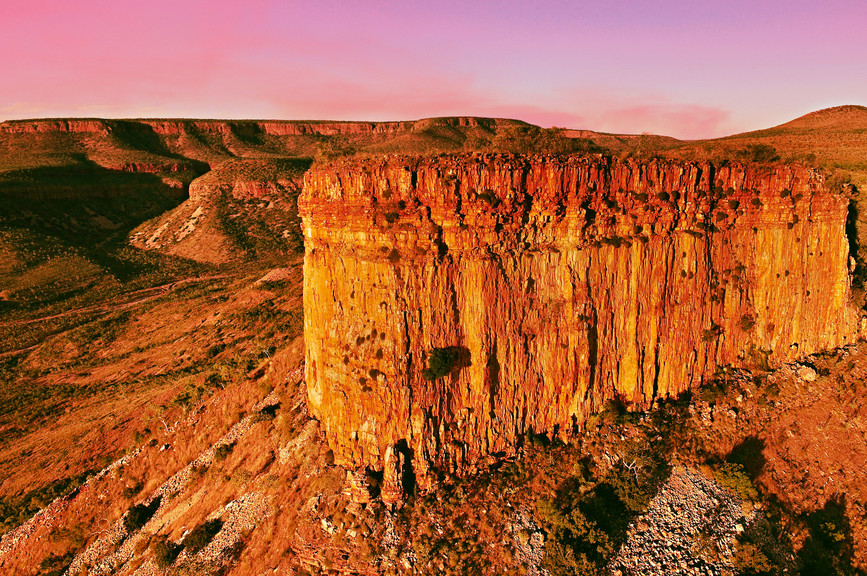 Cockburn Range, The Kimberley, WA 5