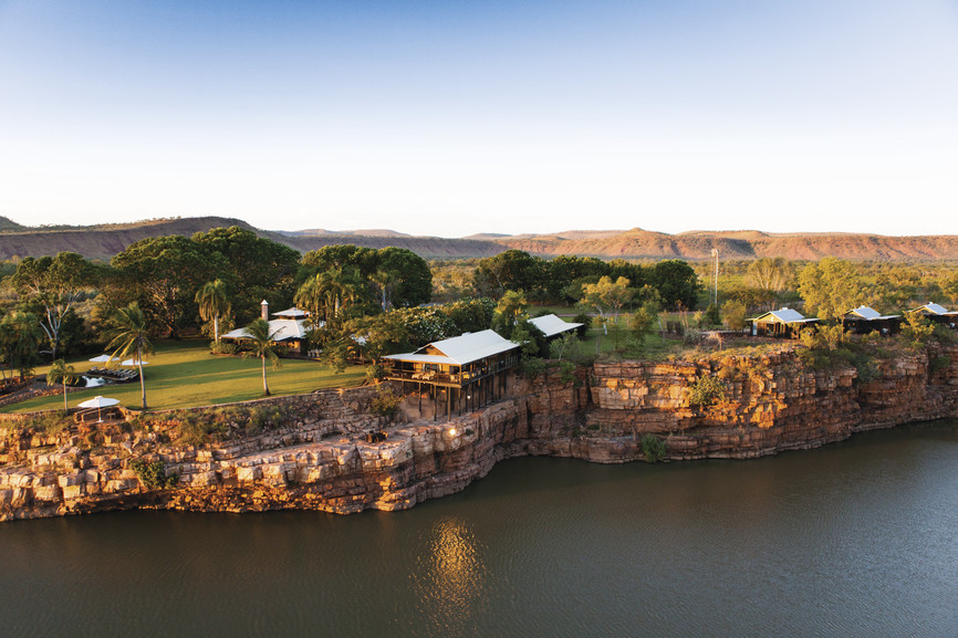 El Questro Homestead, The Kimberley, WA 2