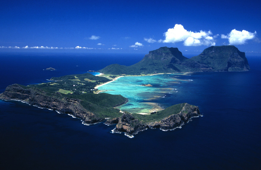 Mt Gower, Lord Howe Island, NSW