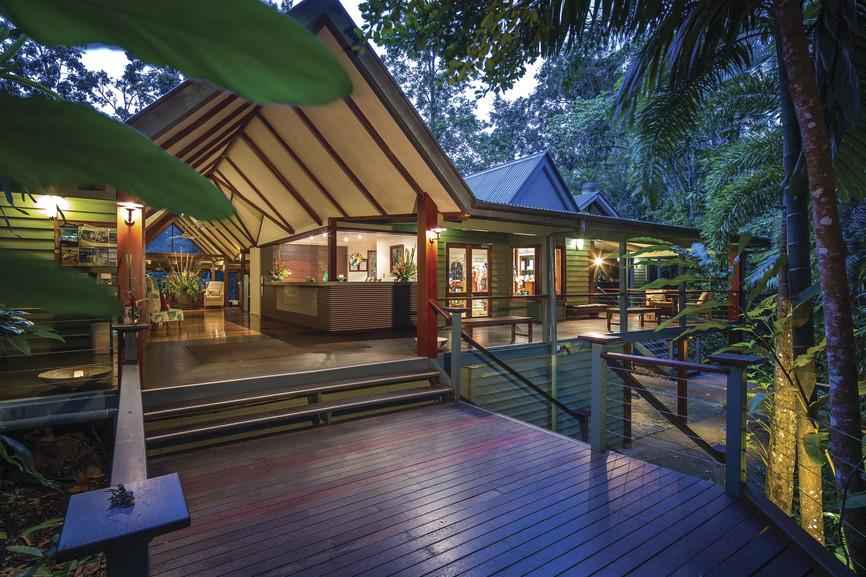 Silky Oaks Lodge, The Daintree, QLD 2