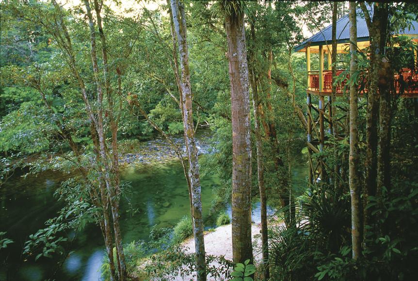 Silky Oaks Lodge, The Daintree, QLD
