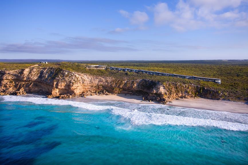 Southern Ocean Lodge, Kangaroo Island, SA 4