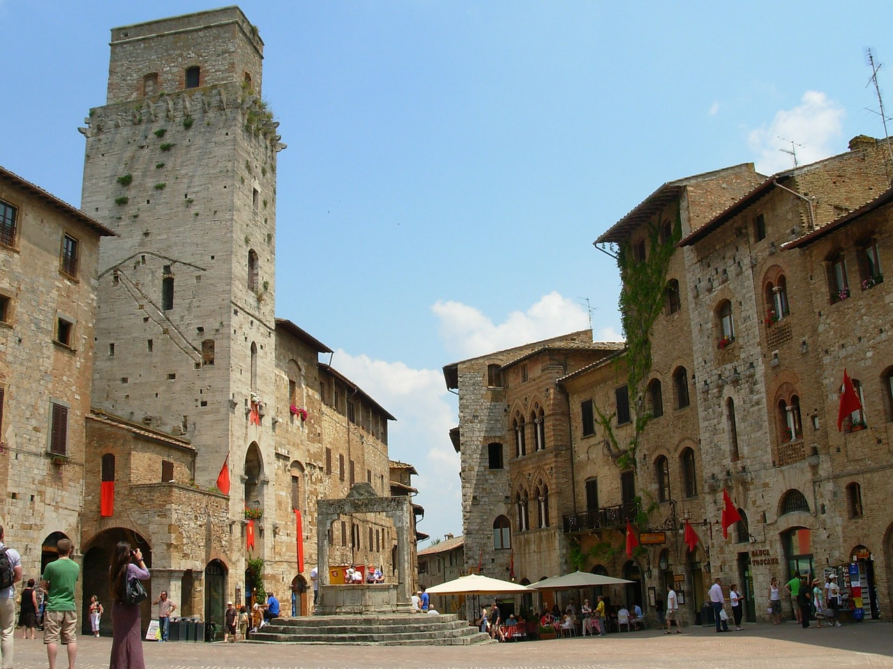Weekend San Gimignano