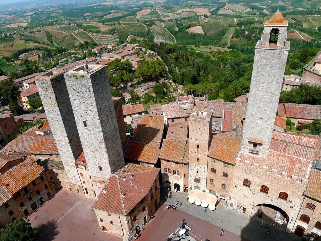 Weekend San Gimignano