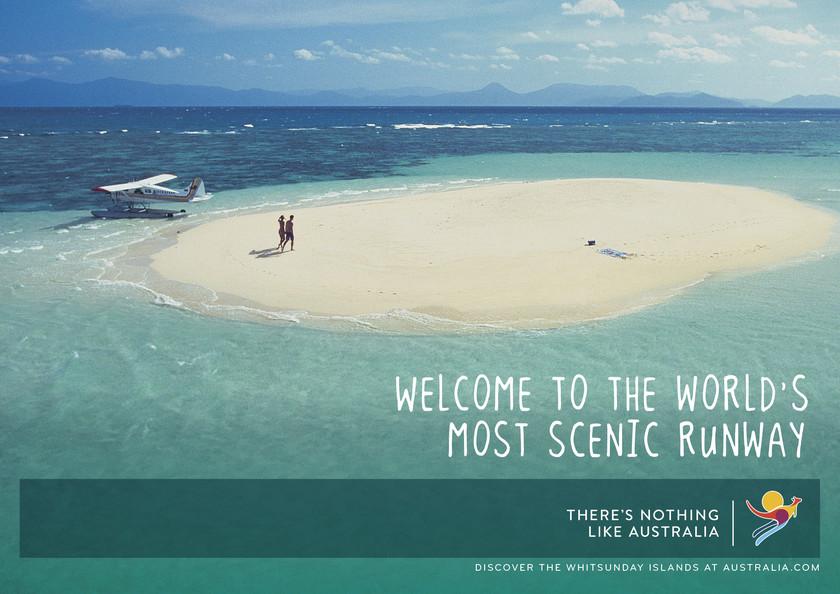 Sandy Cay - Cairns Australia - Alida Travel