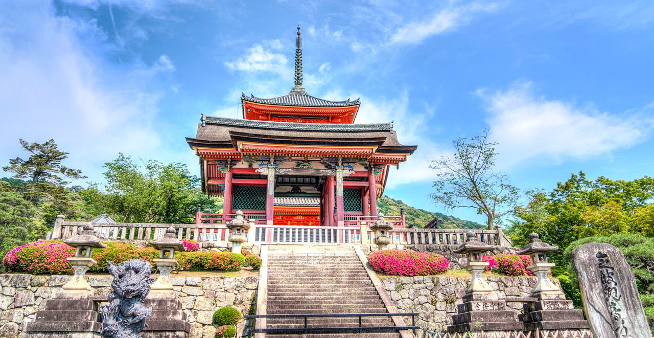 tour giappone kyoto