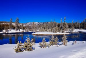 Usa esperienze invernali yellowstone