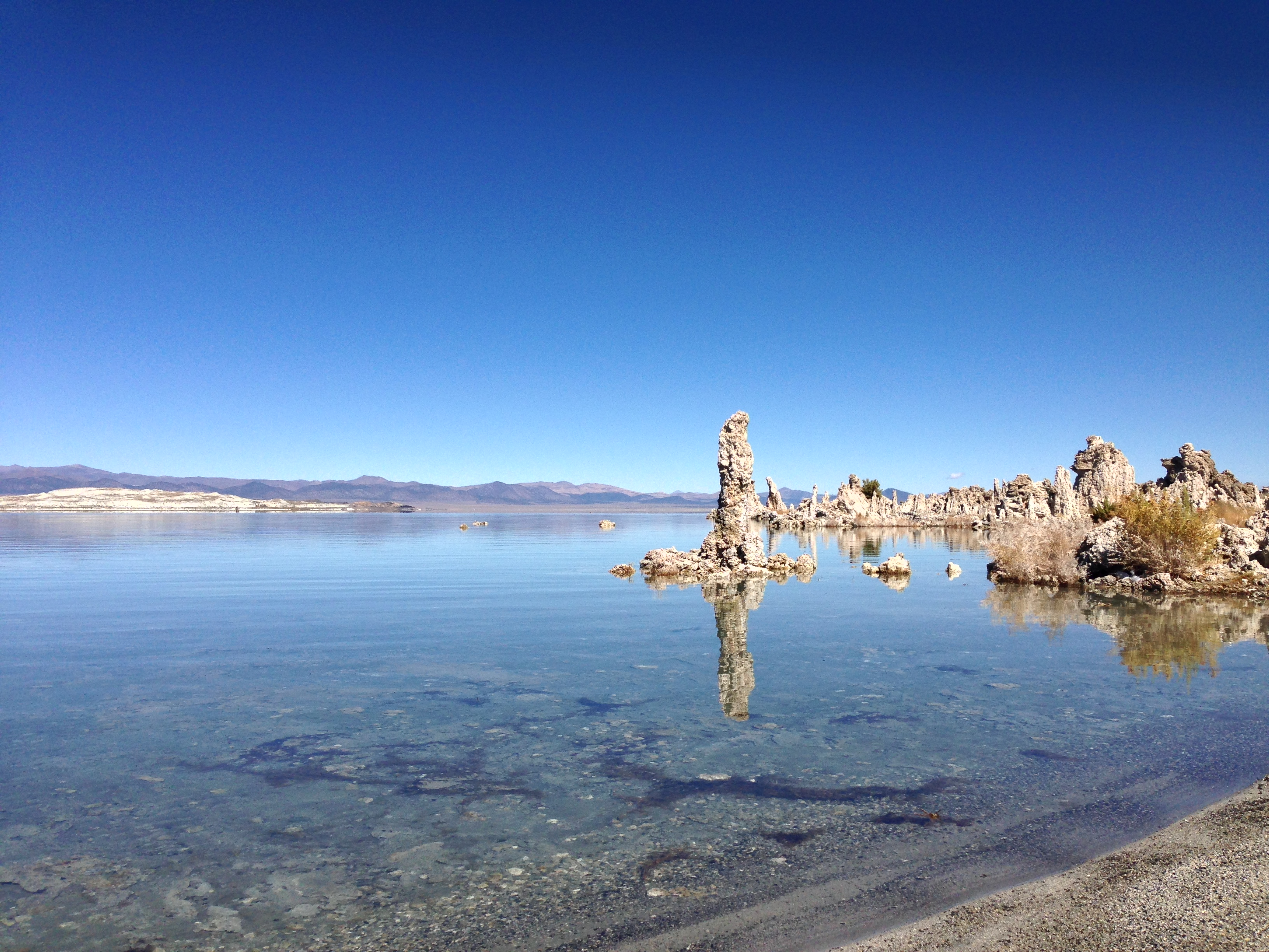 Mono Lake - California - Alida Travel