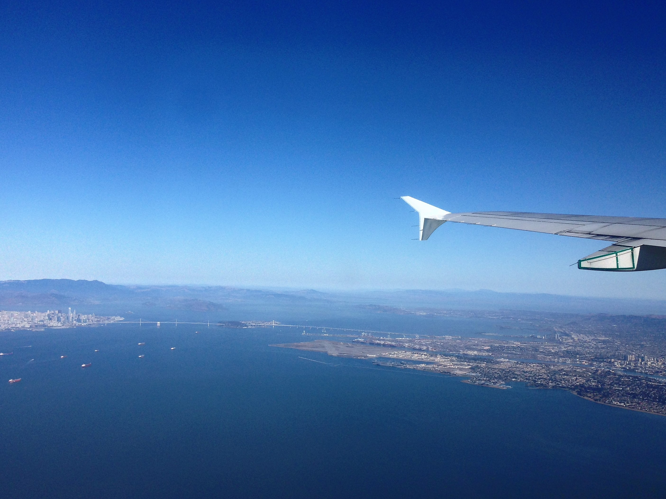 Air canada - California - Alida Travel
