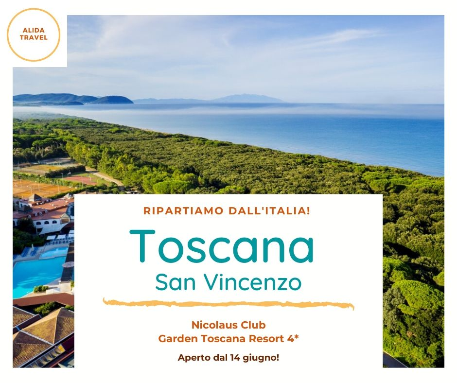 toscana mare alida travel agenzia viaggi garden toscana resort